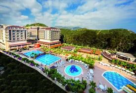 Dizalya Palm Garden Hotel - Antalya Airport Transfer
