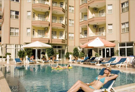 Dolphin Suite Hotel - Antalya Airport Transfer