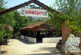 Don Kisot Pension - Antalya Taxi Transfer