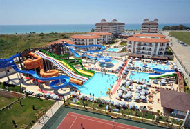 Eftalia Holiday Village - Antalya Transfert de l'aéroport