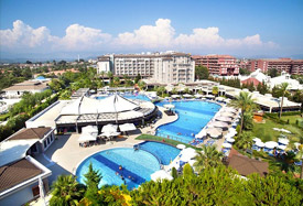 Euphoria Palm Beach - Antalya Luchthaven transfer