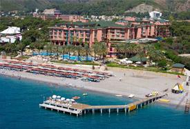 Fantasia Hotel Deluxe - Antalya Taxi Transfer