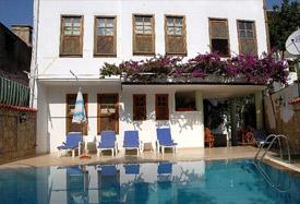 Frankfurt Hotel - Antalya Airport Transfer