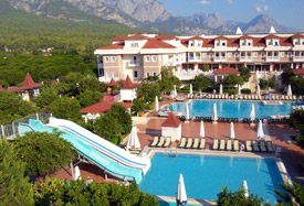 Garden Resort Bergamot - Antalya Airport Transfer