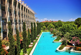 Gloria Serenity Resort - Antalya Taxi Transfer