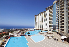 Gold City Residence - Antalya Flughafentransfer