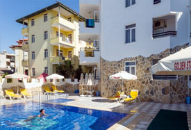 Golden Star Hotel - Antalya Flughafentransfer