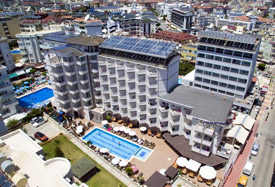 Grand Ati·lla Hotel - Antalya Airport Transfer