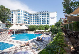 Grand Okan Hotel - Antalya Airport Transfer