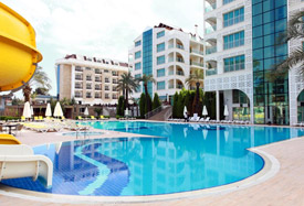 Grand Ring Hotel - Antalya Taxi Transfer