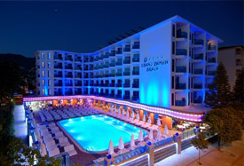 Grand Zaman Hotel - Antalya Airport Transfer