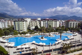 Green Garden Apart - Antalya Airport Transfer