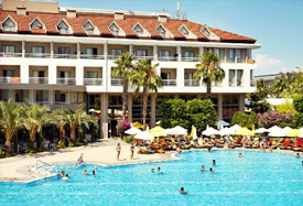 Sherwood Greenwood Resort - Antalya Airport Transfer