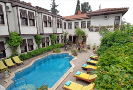 Hadrianus Hotel - Antalya Flughafentransfer