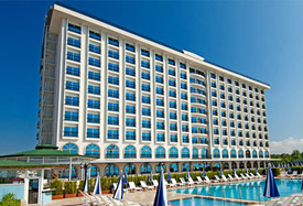 Harrington Park Resort - Antalya Transfert de l'aéroport