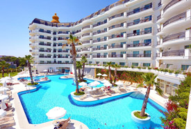 Heaven Beach Resort - Antalya Taxi Transfer