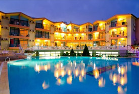 Park Side Hotel - Antalya Airport Transfer
