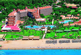 IC Hotels Santai Family - Antalya Airport Transfer