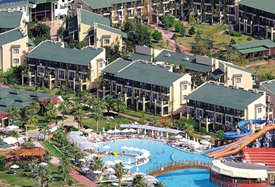 Incekum Beach Resort - Antalya Airport Transfer