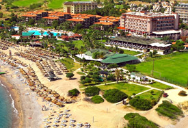 Justiniano Club Park Conti - Antalya Luchthaven transfer