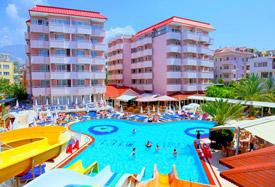 Kahya Hotel Alanya - Antalya Taxi Transfer