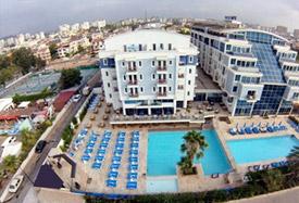 Kaktus Apart Hotel - Antalya Трансфер из аэропорта