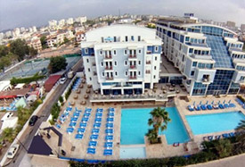 Kaktus Apart Hotel - Antalya Airport Transfer