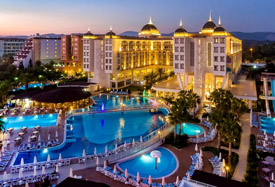 Kirman Sidera Luxury - Antalya Airport Transfer