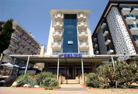 Kleopatra Celine Hotel - Antalya Taxi Transfer