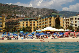 Kleopatra Dreams Beach - Antalya Airport Transfer