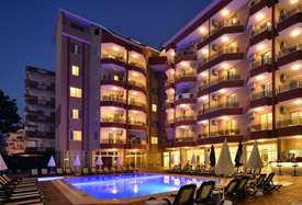 Katya Hotel - Antalya Luchthaven transfer