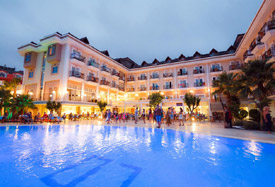L Oceanica Beach Resort - Antalya Luchthaven transfer
