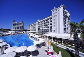 Lake Riverside Hotel - Antalya Taxi Transfer
