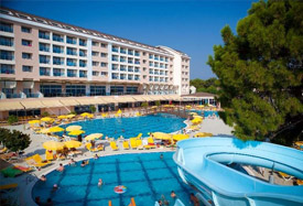 Laphetos Beach Resort - Antalya Taxi Transfer