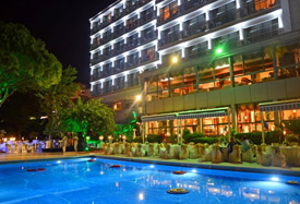 Lara Hotel - Antalya Flughafentransfer