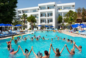 Larissa Beach Club - Antalya Taxi Transfer