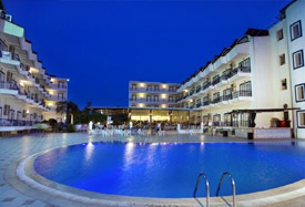 Larissa Blue Resort - Antalya Airport Transfer