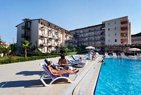 Larissa Garden Hotel - Antalya Трансфер из аэропорта
