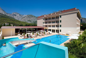 Larissa Beldibi Hotel - Antalya Airport Transfer