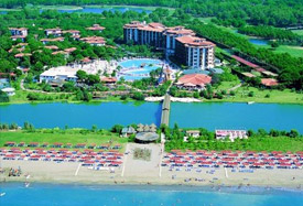 Selectum Family Resort - Antalya Taxi Transfer