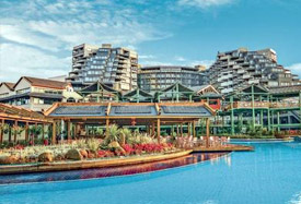 Limak Lara Hotel - Antalya Taxi Transfer