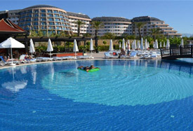 Long Beach Resort - Antalya Transfert de l'aéroport