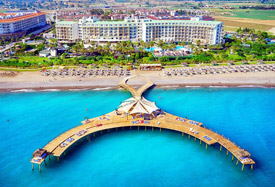 Lyra Resort Hotel - Antalya Airport Transfer