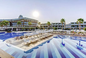 Magic Life Jacaranda Imperial - Antalya Flughafentransfer