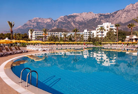 Mirage Park Resort - Antalya Airport Transfer