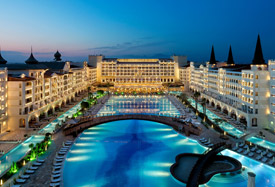Titanic Mardan Palace Hotel - Antalya Taxi Transfer