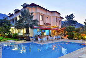 Margarita Hotel Adrasan - Antalya Flughafentransfer