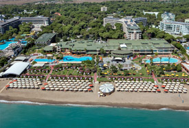 Maritim Pine Beach Resort - Antalya Taxi Transfer