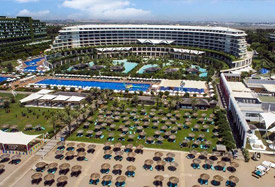 Maxx Royal Golf Resort - Antalya Airport Transfer