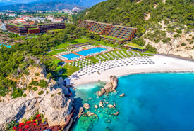 Maxx Royal Kemer Resort - Antalya Airport Transfer
